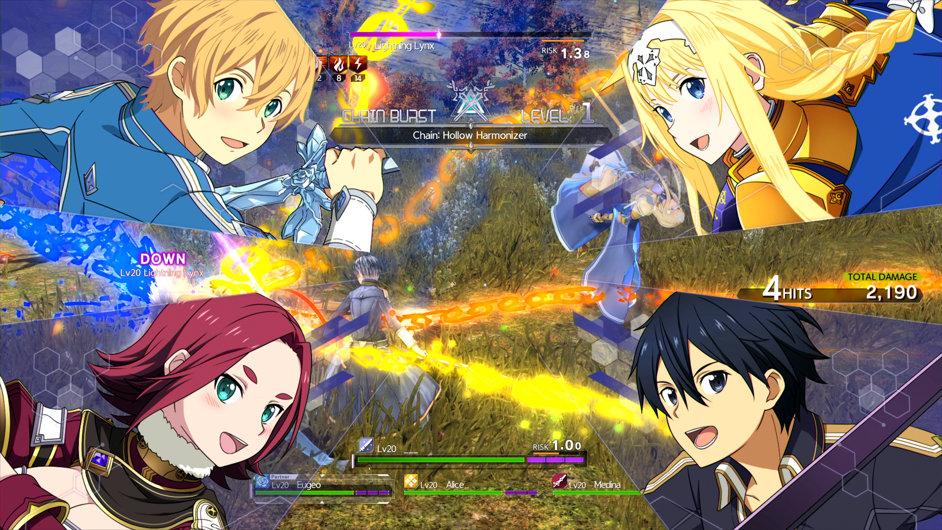MORE STORY & GAME SYSTEM REVEALED IN LATEST TRAILER OF SWORD ART ONLINE ALICIZATION LYCORIS