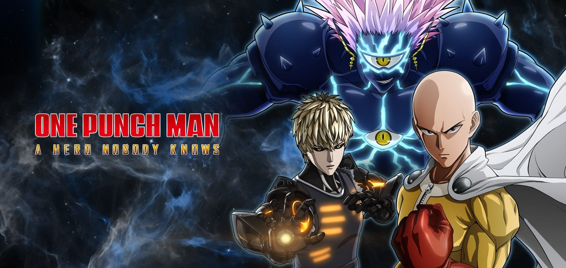 ONE PUNCH MAN A HERO NOBODY KNOWS Releases on 28 February 2020!