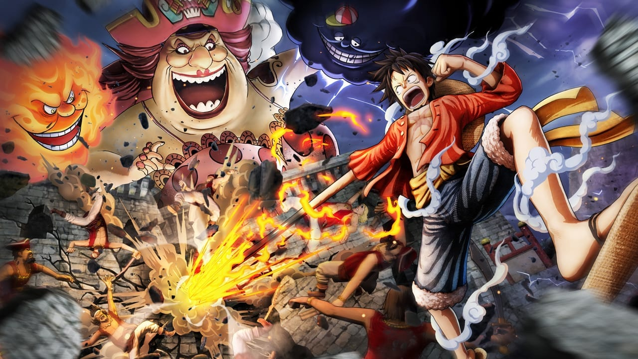 ONE PIECE: PIRATE WARRIORS 4 – Whole Cake Island Arc Scene Unveiled!
