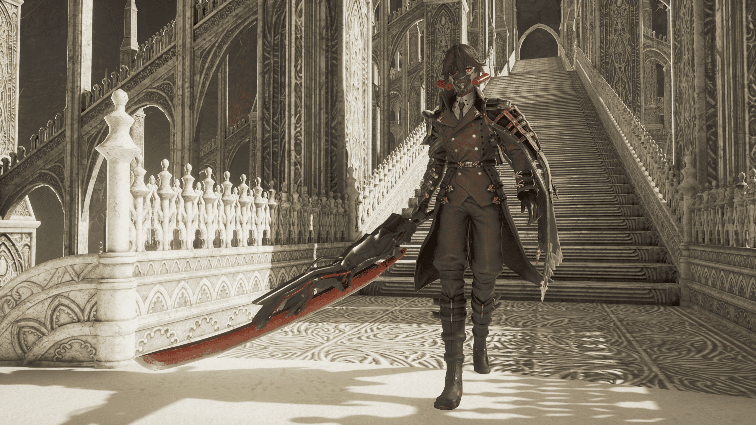 CODE VEIN Patch Update Ver 1.40