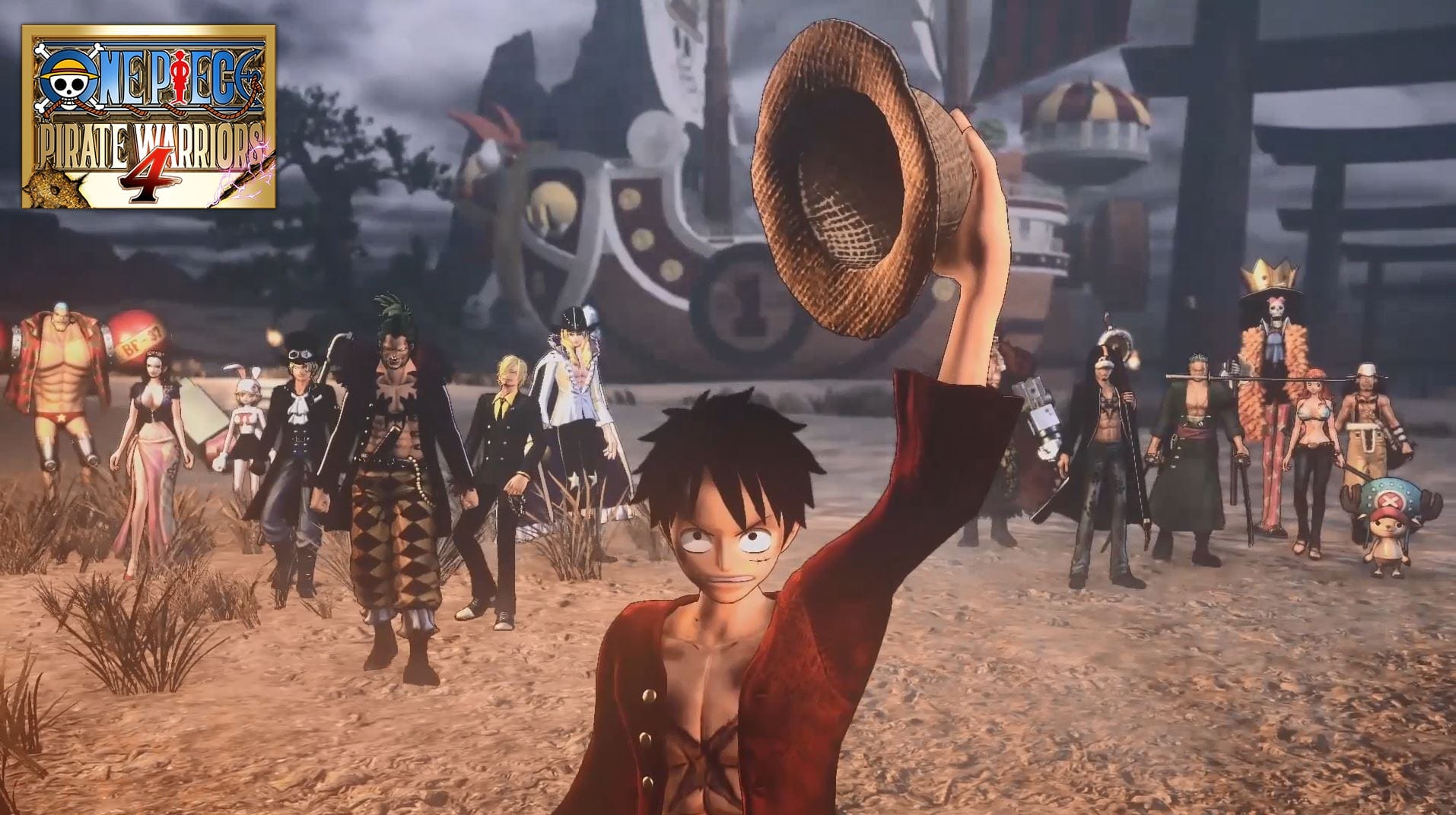 ONE PIECE: PIRATE WARRIORS 4 Available Now!