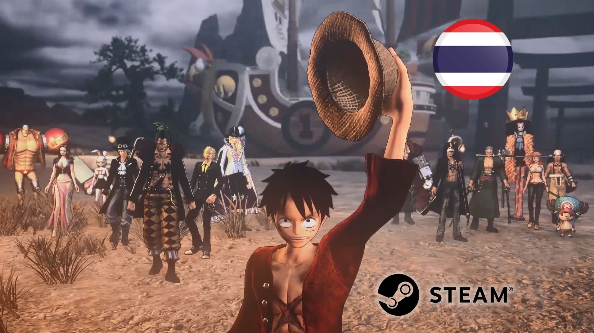 ONE PIECE: PIRATE WARRIORS 4 Save Issues [STEAM®]