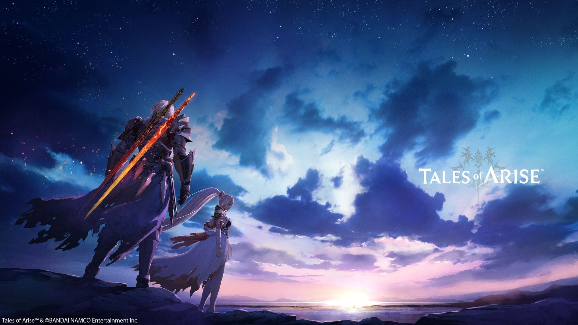 """For everyone who has been patiently waiting for """"Tales of Arise"""""""