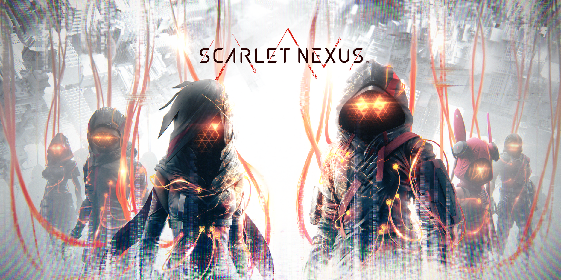 [SCARLET NEXUS] New Brain Punk Action RPG for Xbox Series X, PlayStationⓇ5