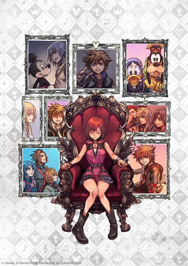 [Press Release] Kingdom Hearts Melody of Memory Available Now