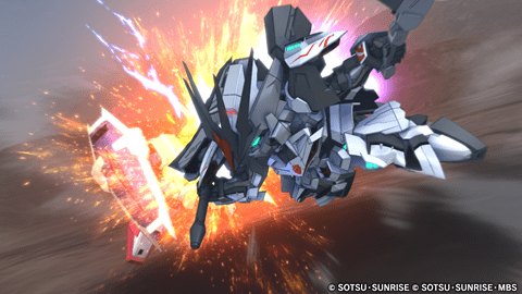 SD Gundam G Generation Cross Ray Platinum Edition