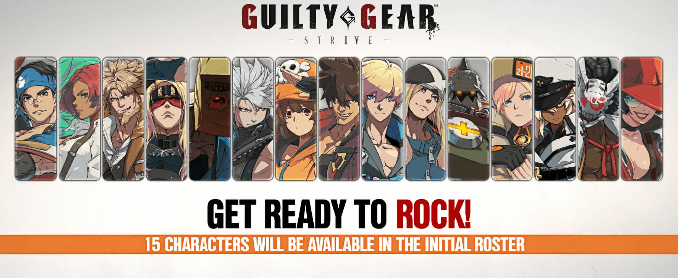 Guilty Gear™ -Strive- gets a new release date set on 11th June 2021