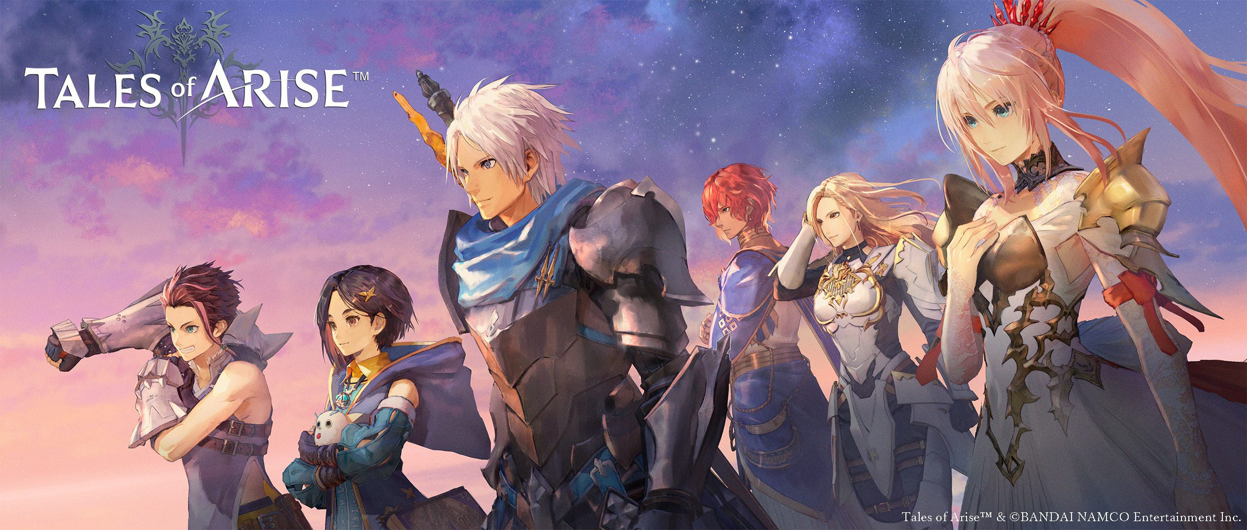 Tales of Arise Available Now In Southeast Asia